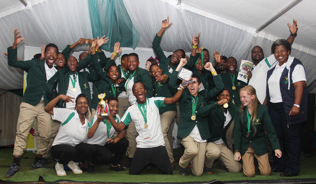 KZN youth benefit from the 2019 National Youth Camp