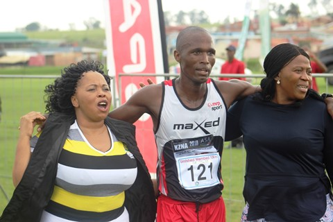 Inaugural Umtshezi/Wembezi race off to a good start