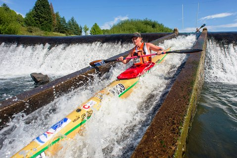 EADP paddlers rack up Drak Challenge titles