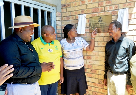 MEC hands over R13m sport facility for rural South Coast village