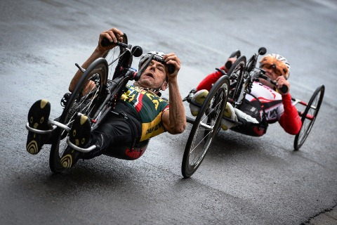 Tough conditions bring out the best of Para World Cup competitors