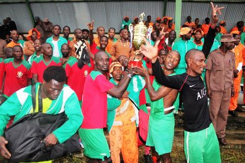 Waterval inmates crowned Inter-Management Games champions
