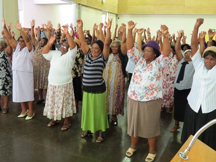 KZNDSR encourages active ageing