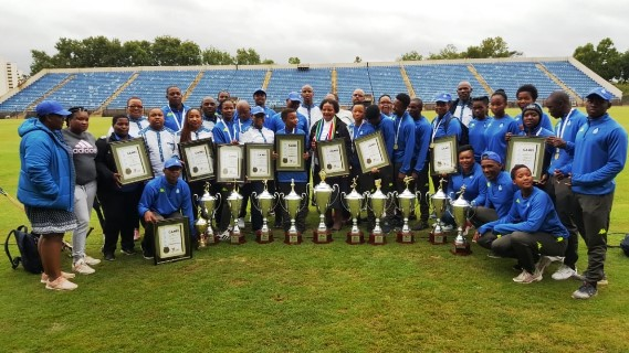 MEC Sithole-Moloi applauds SALGA KZN-DSR Games for exposing talent