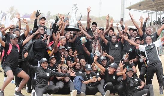 MEC applauds triumphant KZN IGs team