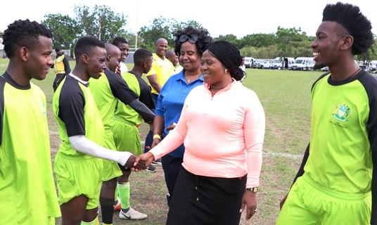 MEC Sithole-Moloi applauds first provincial disability games