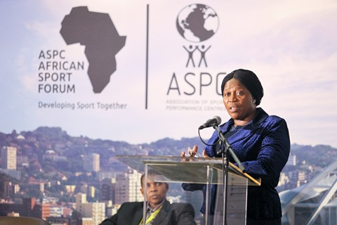 1st ASPC African Sport Forum focuses on African solutions for African Athletes