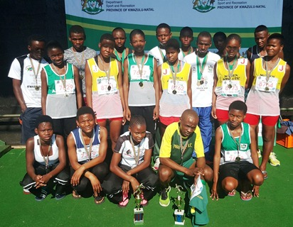 Young runner continues to impress in the KZN Youth Run
