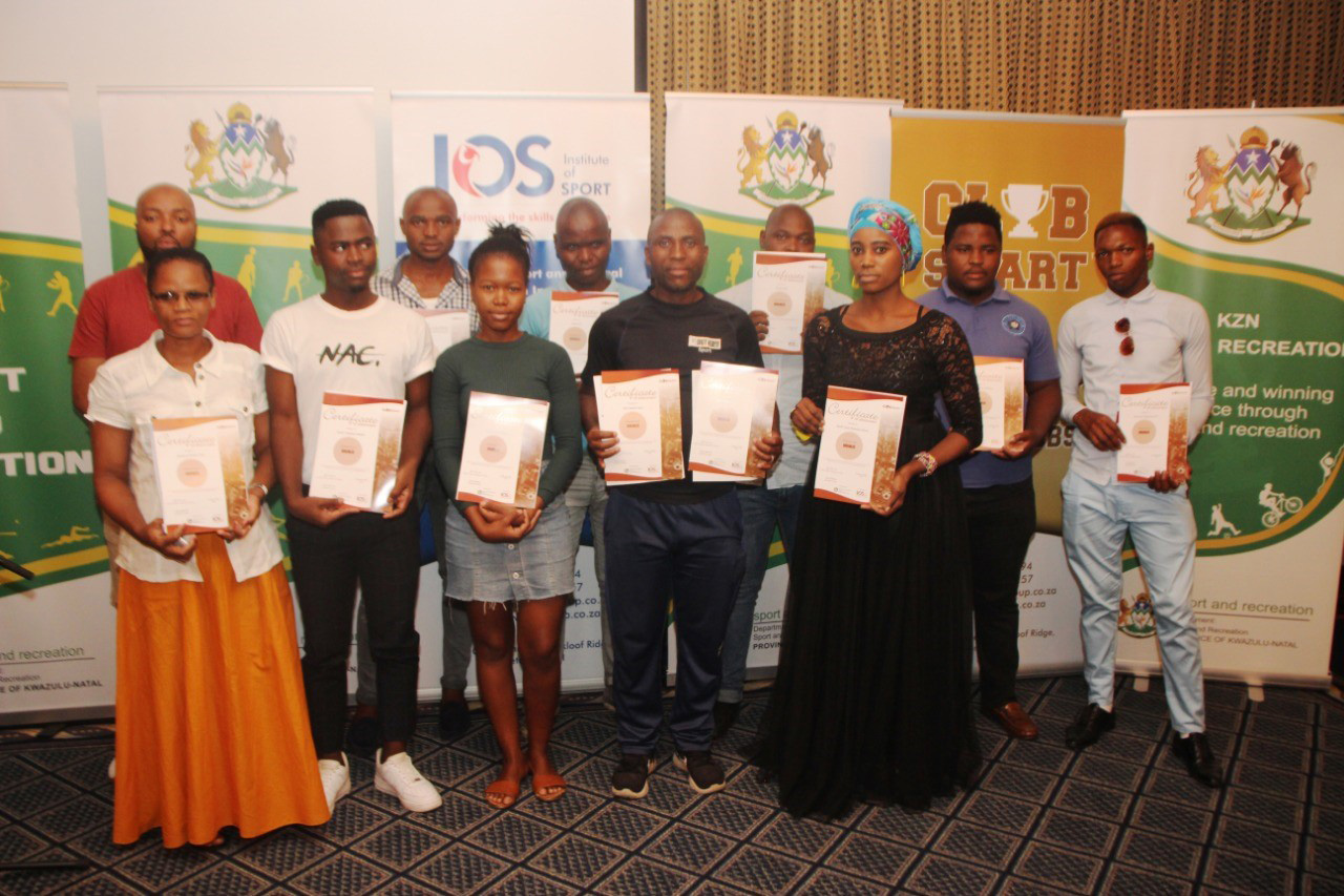 KZN Clubs Benefit From The Club Pilot Training