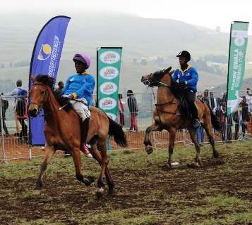 Weekend Rural Horse Riding Treat for Harry Gwala District
