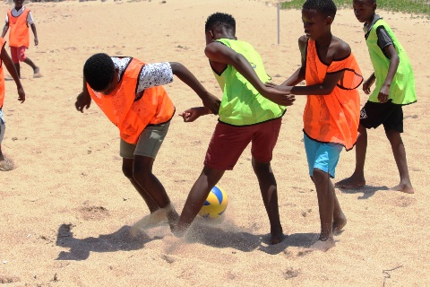 Umzumbe Beach Festival kick-starts sports and arts safety campaigns